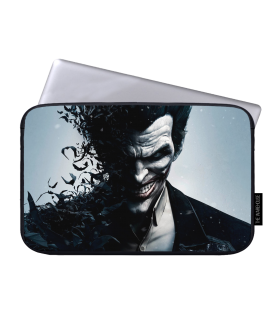 joker printed laptop sleeves